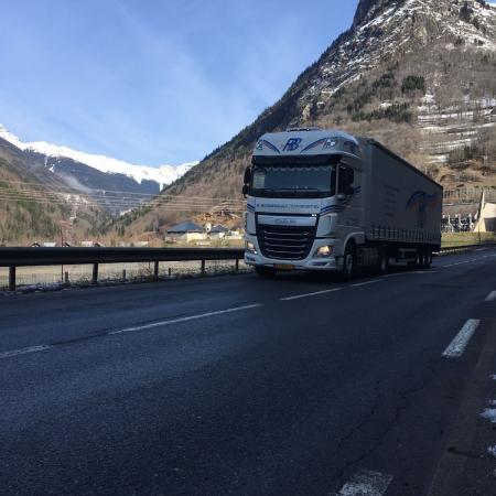 Transport Nederland Frankrijk